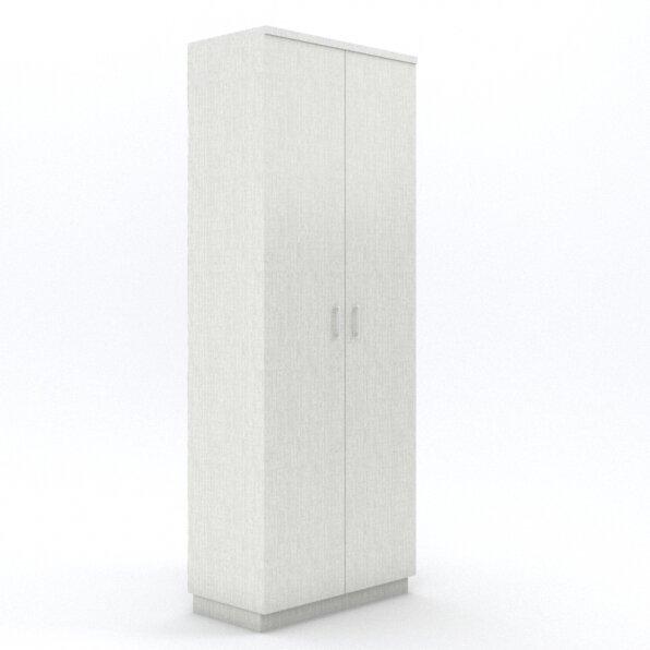 ארון קסקט משרד 2 דלתות פתיחה לכל הגובה