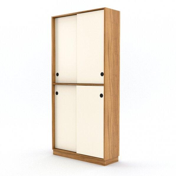 ארון 4 דלתות הזזה חלוקה שווה