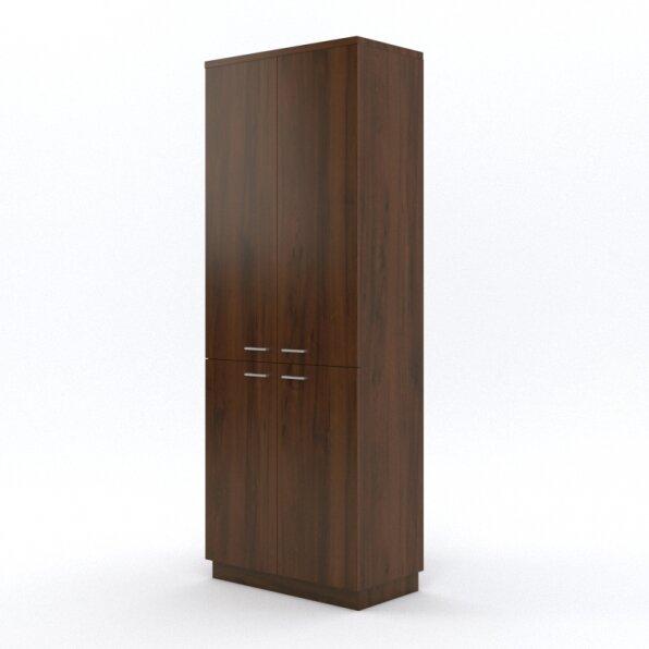 ארון משרדי 4 דלתות פתיחה ונגה