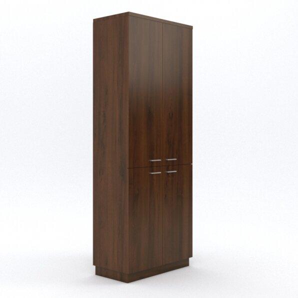 ארון קסקט 4 דלתות פתיחה משרדי