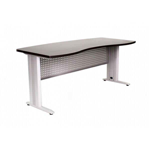 שולחן מזכירה גל רגל אלפא