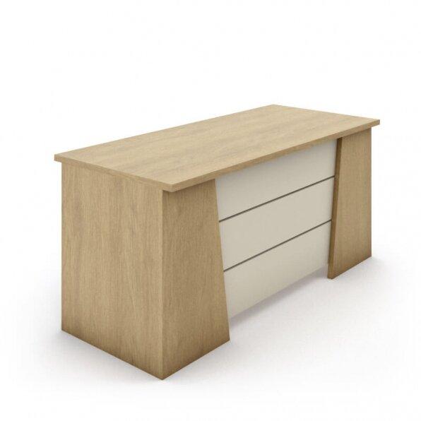 שולחן מיתר עם רגליים משופעות