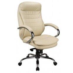 כיסא מנהל מונטריאול סילבר קרם